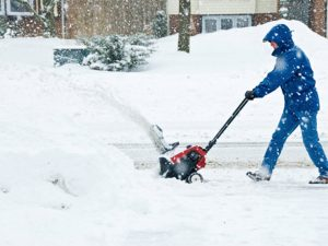 Snow Removal White Plains NY - Green Gold Landscaping