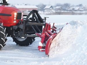 Snow Removal Westchester County NY - Green Gold Landscaping