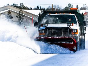 Snow Removal Elmsford NY - Green Gold Landscaping