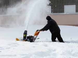 Snow Removal Eastchester NY - Green Gold Landscaping