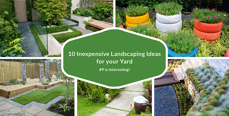 Even Though Nowadays For Most Of Us, Time And Budgets Are Limited, Everyone  Wants Their Yard To Be Beautiful And Attractive. Coming To Landscaping  Ideas For ...