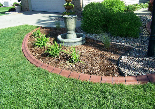 Genial Brick Edging   Landscaping Edging Ideas