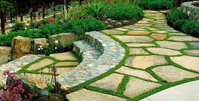 20 Rocking Landscaping Ideas With Rocks (Front Yard
