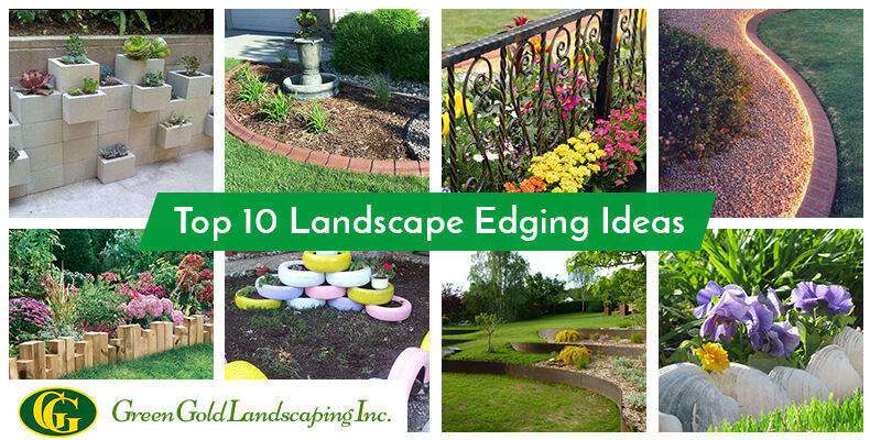 Top 10 Garden And Landscaping Edging Ideas To Watch In 2018