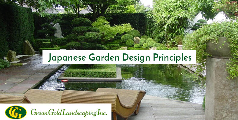 Japanese Garden Design Principles Green Gold Landscaping Inc