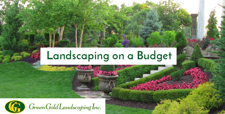 Superbe How To Do Landscaping On A Budget?