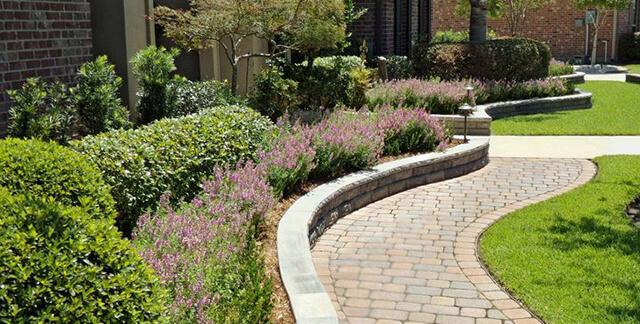 Walkways Hardscaping Ideas For Backyards
